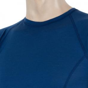 Koszulka termoaktywna męska Sensor Merino AIR TEE SS MEN Dark Blue