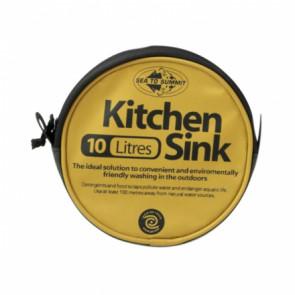 Naczynie składane na wodę Kitchen Sink 10l