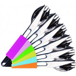 Sztućce Primus Leisure Cutlery Fashion - mix kolorów