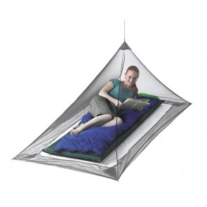 Moskitiera pojedyncza Nano Mosquito Pyramid Net Single