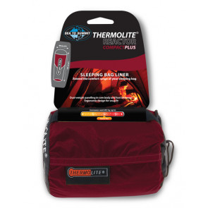 Wkładka do śpiwora docieplająca Thermolite Reactor Compact Plus