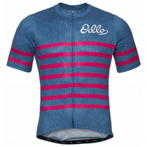 Koszulka rowerowa męska ODLO ELEMENT Short Sleeve