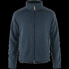 Bluza polarowa męska Fjallraven Övik Fleece Zip Sweater