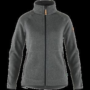 Polar damski Fjallraven Övik Fleece Zip Sweater