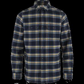 Koszula flanelowa męska Fjallraven Övik Heavy Flannel Shirt
