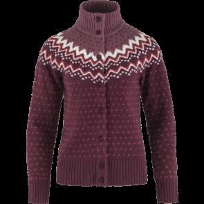Sweter wełniany damski Fjallraven Övik Knit Cardigan