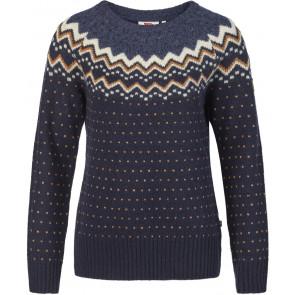 Sweter wełniany damski Fjallraven Övik Knit