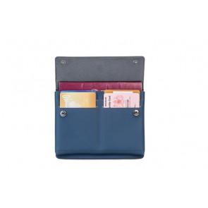 Portfel antykradzieżowy RFIDsafe TEC Passport Wallet Black