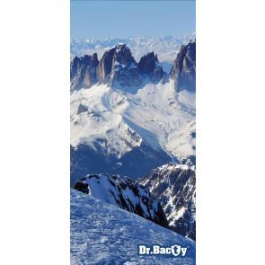 Ręcznik szybkoschnący Dr Bacty L (60x130 cm) Góry
