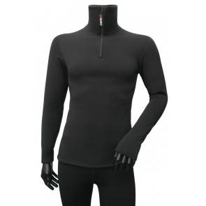 Bluza męska z zamkiem KWARK Power Stretch Pro 080000