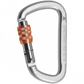 Karabinek Stalowy K-Lock D-kształtny