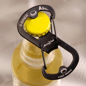 Karabinek S-Biner Ahhh Bottle Opener
