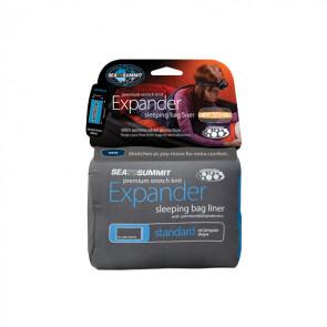 Wkładka do śpiwora Expander Liner Standard Granatowy