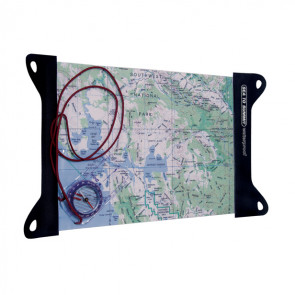 Mapnik wodoszczelny TPU Guide Map Case rozmiar L - 332 x 430 mm