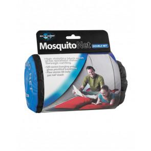Moskitiera podwójna z Permethrinem Mosquito Pyramid Net Double Permethrin Treated