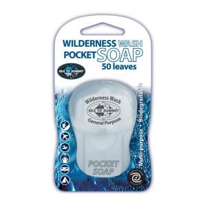 Mydło w listkach (50 szt.) Wilderness Wash Pocket Soap