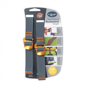 Pasy z hakami Accessory Strap with Hook Buckle 10mm Webbing