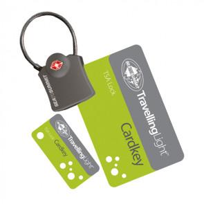 Kłódka podróżna na kartę Cardkey TSA Lock