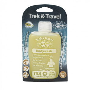 Płyn do ciała Trek & Travel Liquid Body Wash 89 ml