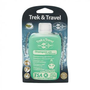 Szampon z odżywką w płynie Trek & Travel Liquid Conditioning Shampoo 89 ml