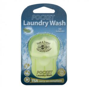 Mydło do prania w listkach (50 szt.) Trek & Travel Pocket Laundry Wash