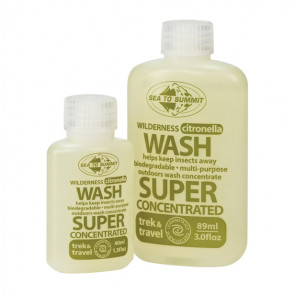 Biodegradowalny płyn uniwersalny Wilderness Wash Citronella 89 ml