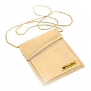 Sekretna paszportówka RFID Neck Wallet