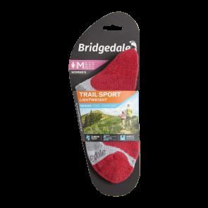 Skarpety damskie Bridgedale TRAIL SPORT LT MERINO COOL