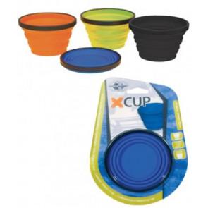 Kubek turystyczny składany X-Cup