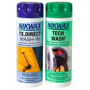 Zestaw do pielęgnacji odzieży NikWax®